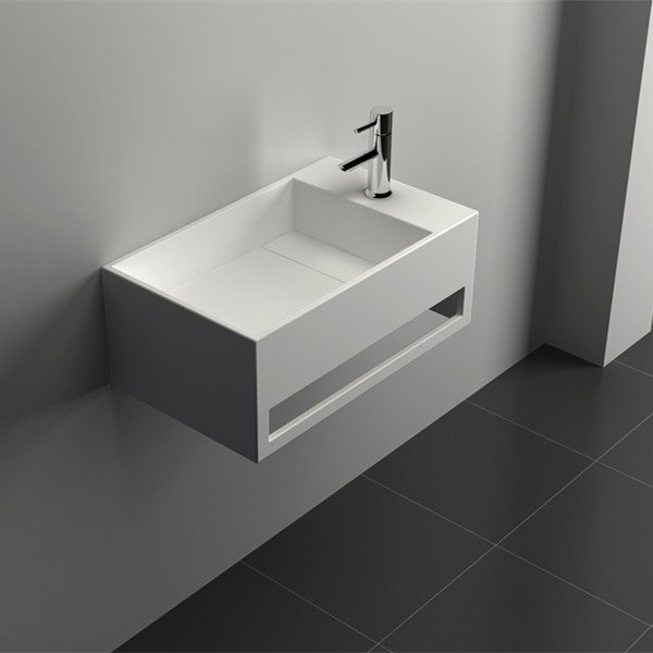 Solid Surface Bathroom Sink: Best Solid Surface Sink & Bathroom Sink Countertop